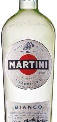 Obrázok Martini Bianco 15% 1,00 L