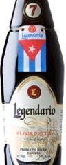Obrázok Legendario Elixir de Cuba 7 Aňos 34% 0,70 L