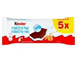 Kinder Mliečny rez 28 g