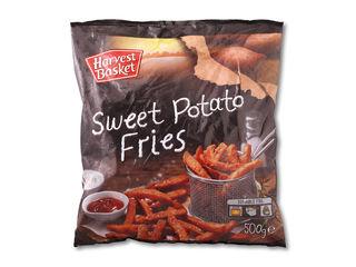 Obrázok Hranolčeky zo sladkých zemiakov