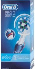 Elektrická zubná kefka PRO 2 2000 Cross Action