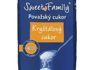 Obrázok Cukor kryštálový Sweet Family