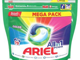 Ariel Color gélové kapsuly 1x70 ks
