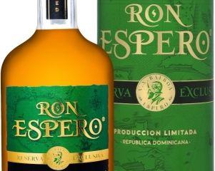 Ron Espero Reserva Exclusiva 40% 0,70 L