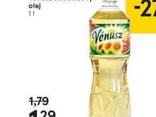 Vénusz slnečnicový olej, 1 l