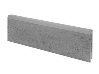 Obrubník záhonový 100 cm x 25 cmx 5 cm prírodný