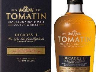 Tomatin Decades II Limited Highland Single Malt 46% 0,70 L