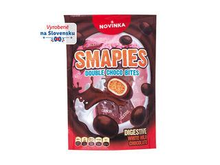 Sušienky v čokoláde