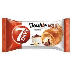 Obrázok Croissant kakao / vanilka 7Days 80g