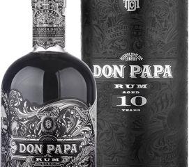 Obrázok Don Papa 10YO 43% 0,70 L