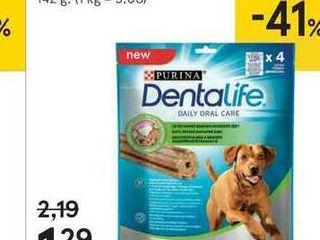 DentaLife pochút'ka pre psy, 142 g
