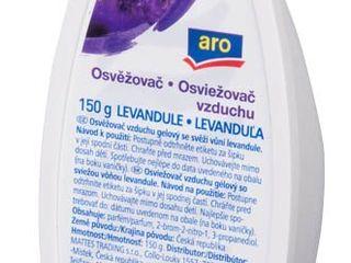 Obrázok ARO gél levanduľa osviežovač vzduchu 2x150 g