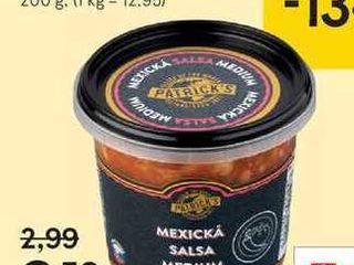 Obrázok Mexická salsa médium, 200 g