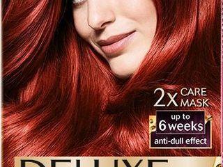 Palette Deluxe 678 intenzívna červená farba na vlasy 1x1 ks