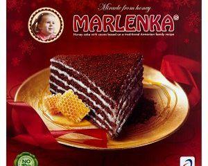 Marlenka Medová torta 800 g