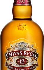 Obrázok Chivas Regal 12YO 40% 0,70 L