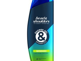 Head&Shoulders Refreshing sprchový gél 1x270 ml