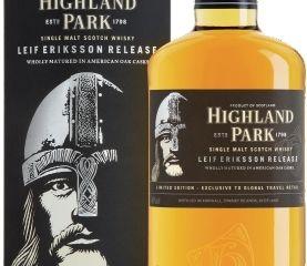 Obrázok Highland Park Leif Ericsson 40% 0,70 L