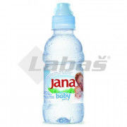 VODA JANA MINERÁLNA NATUR BABY PACK 0,25l PET SPORT CUP zár.12.6.21
