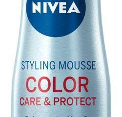 Nivea Color Care&Protect penové tužidlo na vlasy 1x150 ml