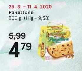 Panettone, 500 g