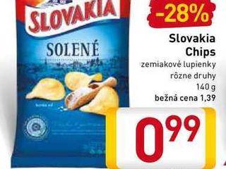 Slovakia Chips 140g