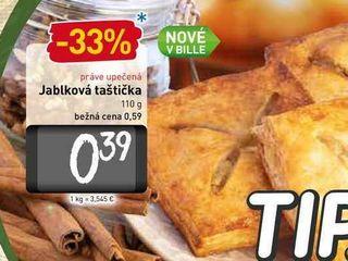 Obrázok  Jablková taštička 110 g