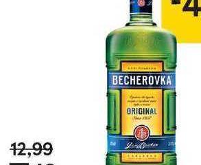 Becherovka 38 %, 0,7 l