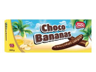 Obrázok Banány v čokoláde