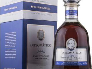 Obrázok Diplomatico Single Vintage 2004 43% 0,70 L