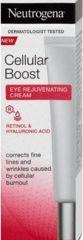 Omladzujúci očný krém Cellular Boost, 15 ml