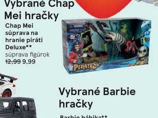 Obrázok Chap Mei súprava na hranie piráti Deluxe