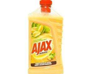 Obrázok Ajax authentic almond oil options univ. čistiaci prostriedok 1x1 l