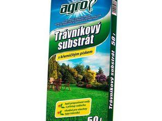 Obrázok Agro Substrát na trávnik 50 l
