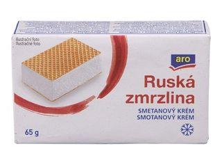 Obrázok Ruská zmrzlina ARO