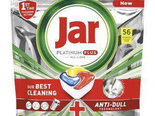 Jar Platinum Plus tablety do umývačky riadu 1x56 ks