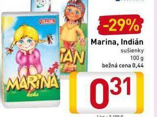 Marina, Indián sušienky 100 g