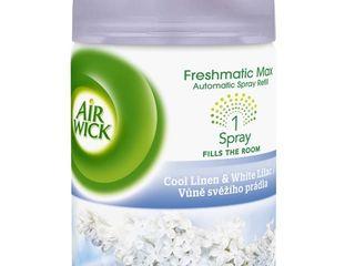 Obrázok Air wick Freshmatic Max Vôňa sviežeho prádla náhr. náplň do osviežovača 1x250ml