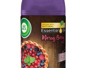 Obrázok Air wick Essentials Oils Freshmatic Zimné ovocie n.náplň do osviežovača 1x250 ml
