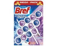 Obrázok WC Bref Power Aktiv 3 × 50 g