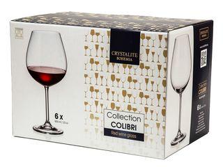 Pohár na víno Gastro 650 ml Crystalite Bohemia 1ks