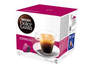 Obrázok Kávové kapsuly Dolce Gusto