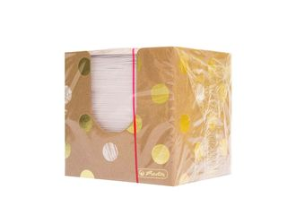 Blok kocka box 9x9x9cm 700 listov Pure Glam Herlitz 1ks