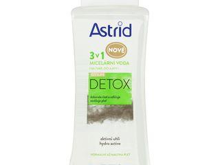 Astrid Detox Micelárna voda 1x400 ml