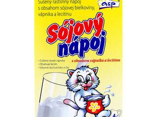 Obrázok Sójový nápoj