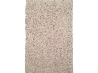 Koberec Shaggy Pompon béžový 160x230 cm