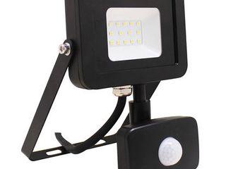Reflektor LED 10W s detektorom pohybu