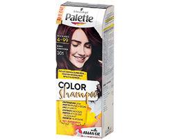 Palette Color Shampoo farba na vlasy
