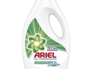 Obrázok Ariel Mountain Spring prací gél 20 praní 1x1 ks