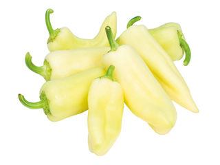 Biela paprika špicatá
